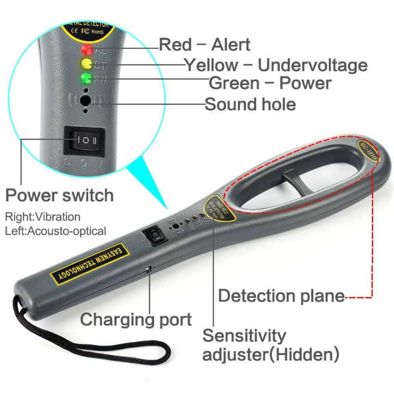 GoerTek-Security-Wand-Scanner